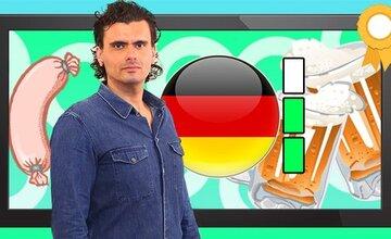Изучение немецкого языка: полный курс немецкого языка - средний уровень