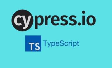 Изучи Cypress с помощью TypeScript