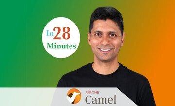 Изучите Apache Camel Framework с Spring Boot
