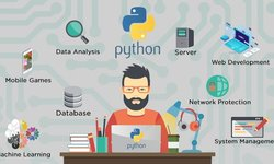 Изучите Python с нуля с помощью реальных приложений