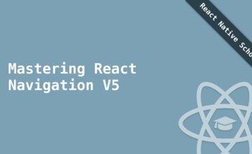Изучите React Navigation V5