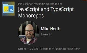 JavaScript и TypeScript Монорепозитории