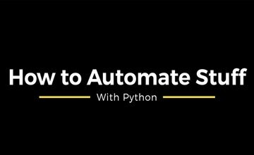 Как автоматизировать вещи с помощью Python