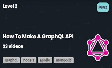 Как сделать GraphQL API