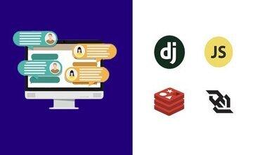 Django Channels | Приложение для группового чата с WebSockets