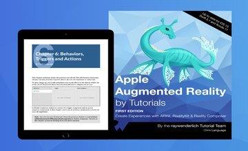 [Книга] Дополненная реальность Apple на примерах