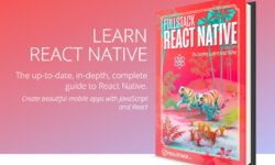 [Книга] Fullstack React Native - Полное руководство по React Native