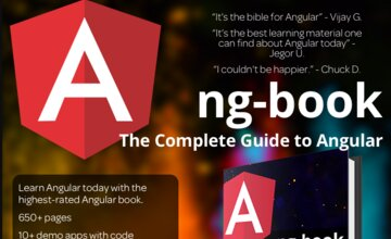 [Книга] ng-book. Полное руководство по Angular 11 (+Видео)