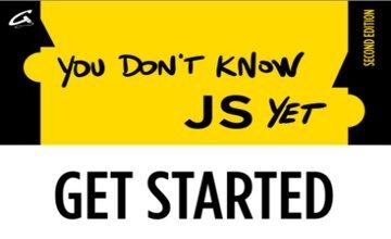 [Книга] Ты пока что не знаешь JS: Начало