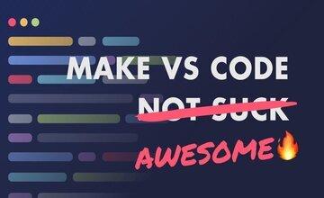 [Книга + Видео] Сделайте VS Code потрясающим