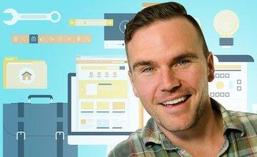 Курс для веб-дизайнеров и разработчиков: создание 23 проектов!