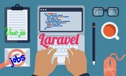 Laravel (2019): приложение портала вакансий с Laravel 5.8 и Vue js