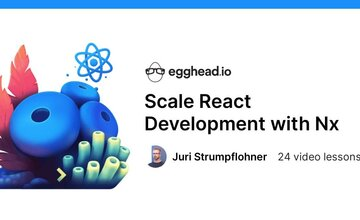 Масштабирование разработки на React с Nx