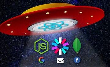 MERN стек веб-разработка с проектом аутентификации
