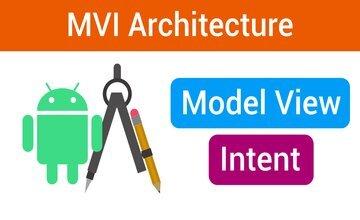 Model-View-Intent (MVI) Архитектура