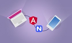 NativeScript + Angular: Создание нативных iOS, Android и веб-приложений