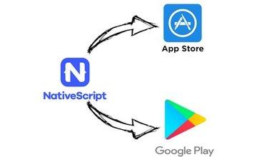 NativeScript - подготовка, оптимизация и публикация приложения