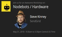 Nodebots / Hardware