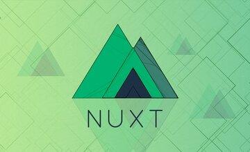 Nuxt.js и Vue.js | Self Promo App
