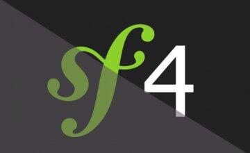 Обновление до Symfony4 и Flex!