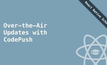 Обновление по воздуху с CodePush