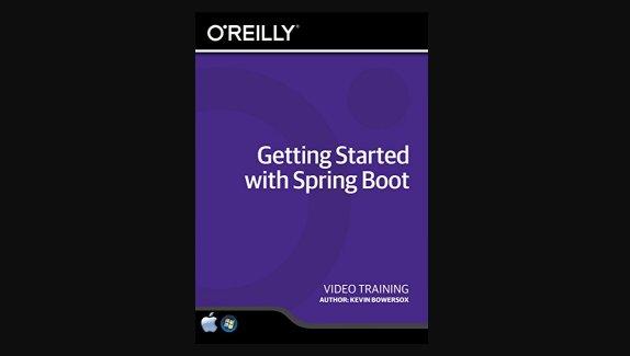 Начало работы с Spring Boot