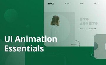 Основы анимации интерфейсов