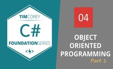 Основы C#: объектно-ориентированное программирование, часть 1