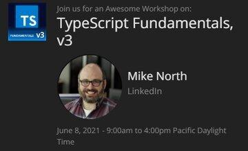 Основы TypeScript, версия 3