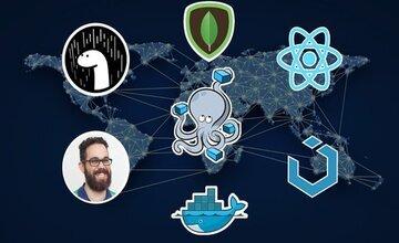Изучите Deno, React, Mongo, NGINX с Docker-Compose