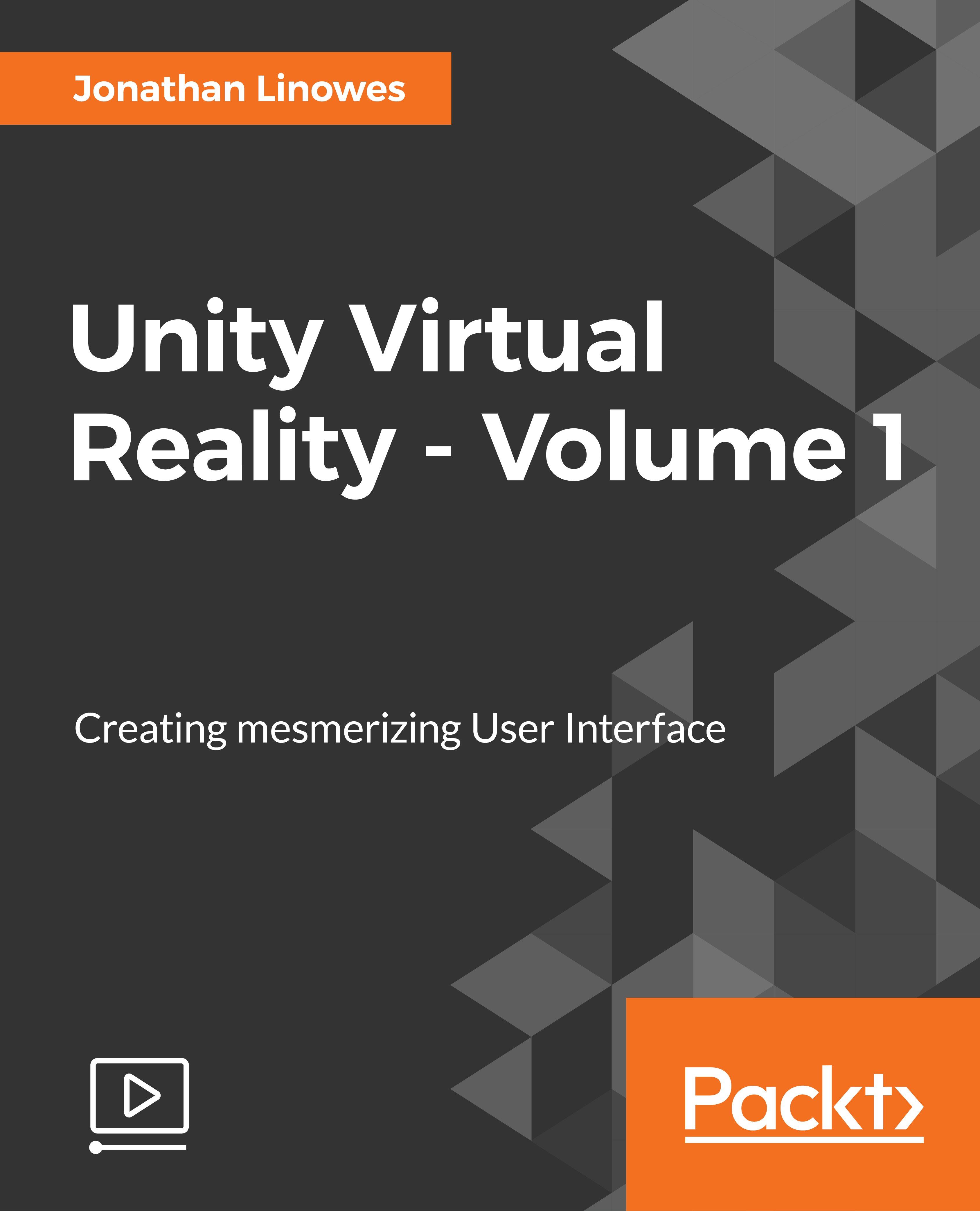 Unity виртуальная реальность (v1)