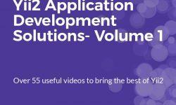 Yii2 - Разработка приложений (v1)
