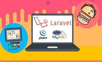 PHP с Laravel - Создайте Систему Управления Рестораном