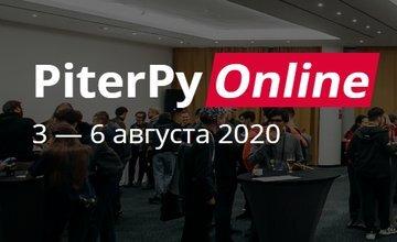 PiterPy Online