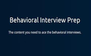 Подготовка к 'поведенческому' интервью