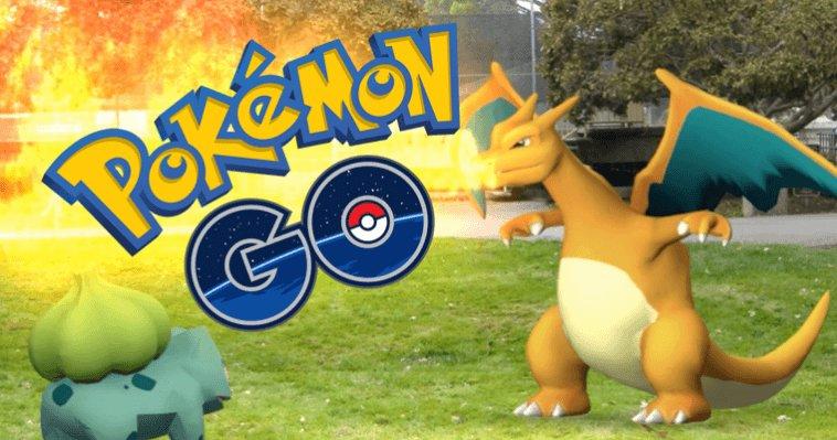 """Создание игры типа """"Pokémon Go"""""""