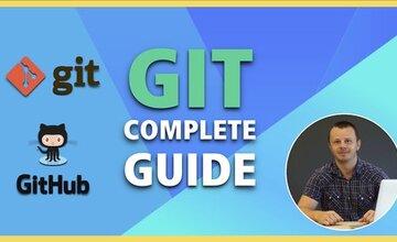 Полное руководство по Git: поймите и освойте Git и GitHub