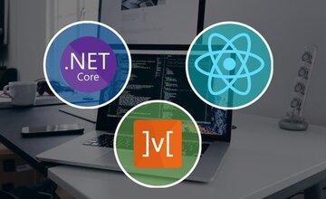 Полное руководство по созданию приложения с .Net Core и React