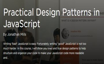 Практические шаблоны проектирования в JavaScript