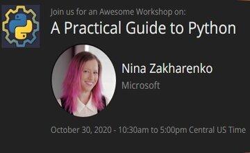 Практическое руководство по Python