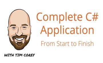 Приложение C# от начала до конца