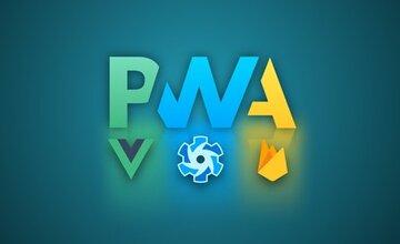 PWA с Vue JS, Quasar и Firebase (с NodeJS и Express)