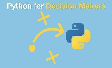 Python для лиц, принимающих решения и бизнес-лидеров