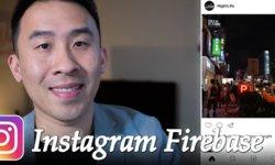 Разработка приложения Instagram Firebase
