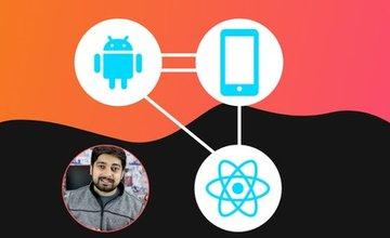 React Native bootcamp - Строим 18 приложений для iOS и Android