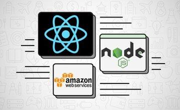 React Node AWS - создание бесконечно масштабируемого приложения MERN Stack