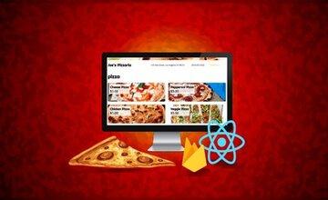 React Pizza Shop - Заказываейту еду с Hooks и Firebase