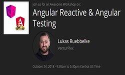 Реактивность и Тестирование Angular
