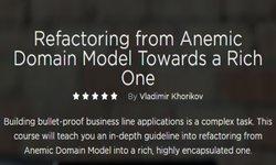 Рефакторинг от Anemic Domain Model в Rich