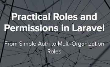 Роли и разрешения в Laravel, практические примеры